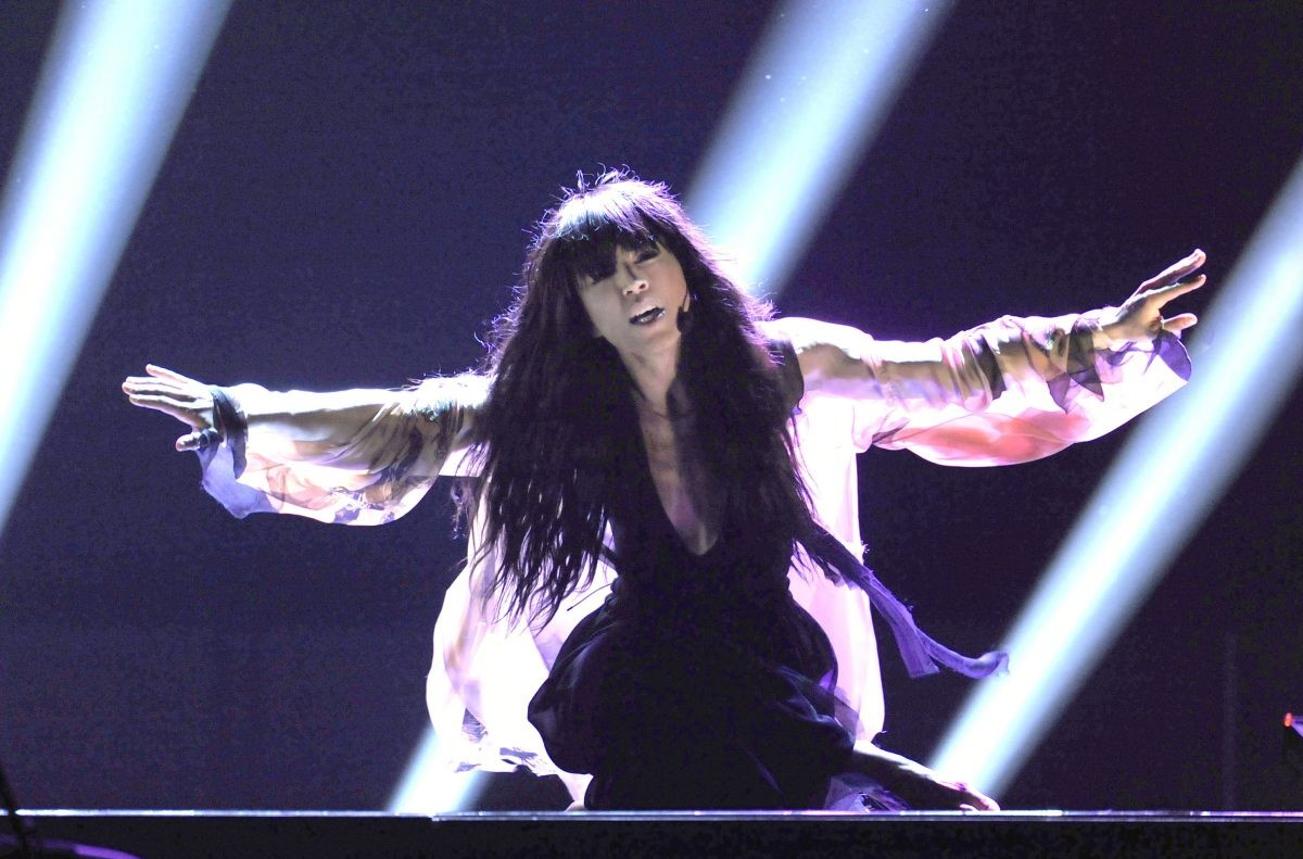 Эйфория вКиеве: Лорин собирается принять участие в«Евровидении-2017»