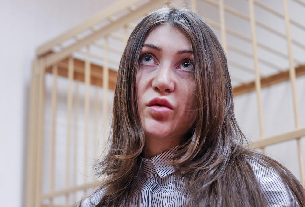 Сумма штрафов стритрейсерши Багдасарян достигла 144 тысяч рублей