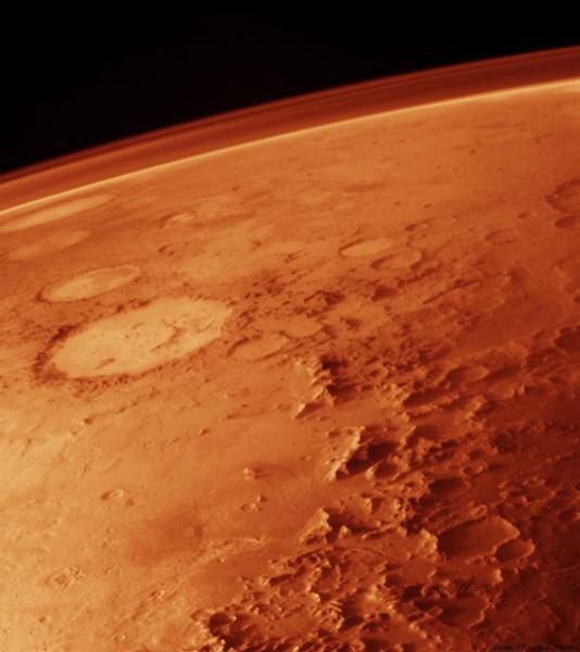 Новый инструмент поможет проводить поиски следов жизни на Марсе