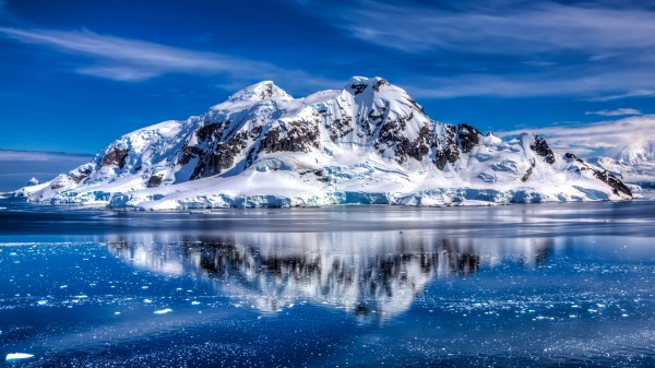 Китай создаст новую научно-исследовательскую станцию в Антарктиде