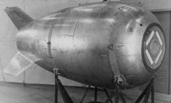 Канадский дайвер обнаружил предполагаемую атомную бомбу, потерянную в 1950 году