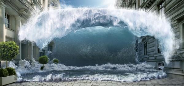 Специалисты NASA заявили о скором всемирном потопе