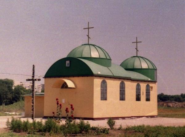 В Мариуполе злоумышленники подожгли церковь УПЦ КП