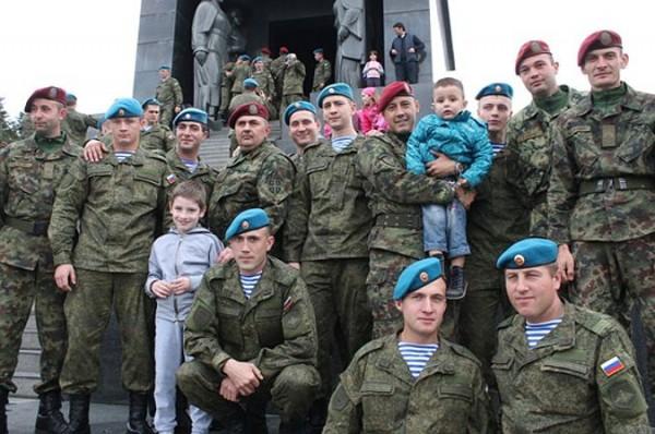 В Сербии начались военные учения «Славянское братство-2016»