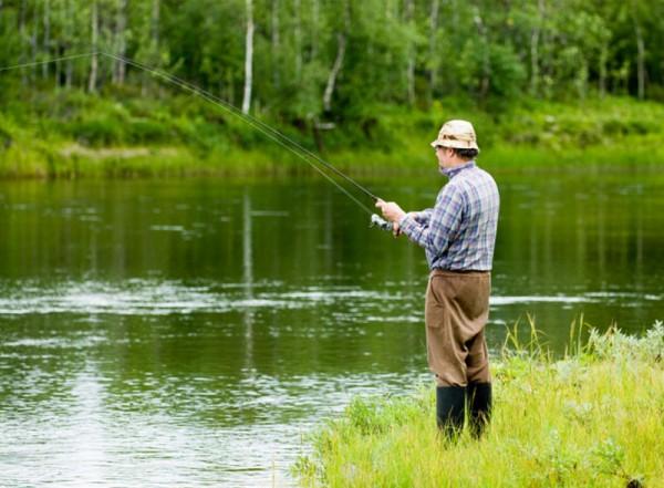 Медики рассказали о положительных свойствах рыбалки для здоровья