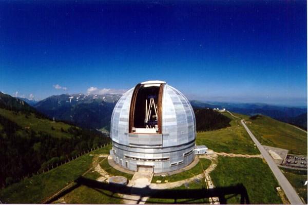 В обсерватории КЧР зафиксирован самый мощный за всю историю наблюдений гамма-всплеск