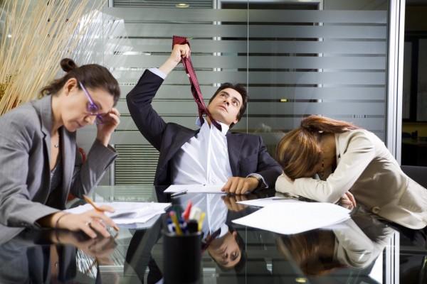 Негативные эмоции сотрудников вредят бизнесу - Ученые