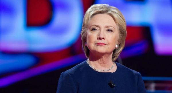 Хилари Клинтон впервые показалась на людях после выборов