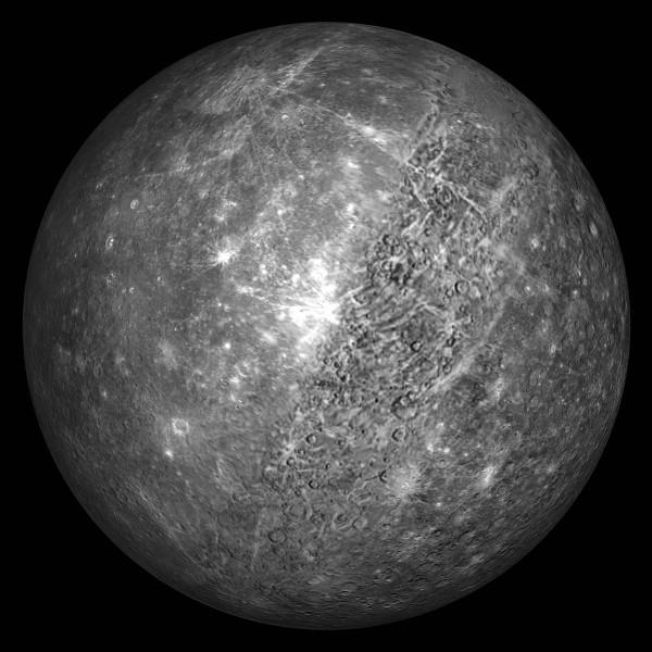 Ученые заметили на поверхности Меркурия странную большую «дверь»