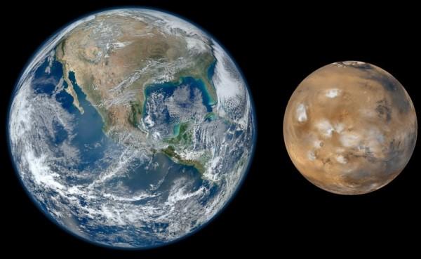 Ученые узнали, что бы стало с Землей, если не было бы Марса