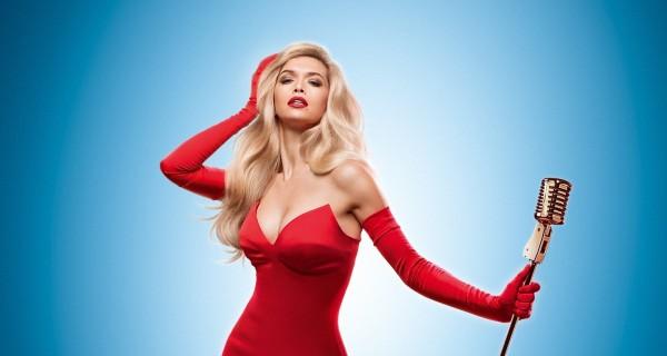 Самая сексуальноя певица россии