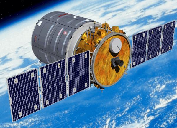 NASA: На орбите Земли подожгли грузовой корабль Cygnus