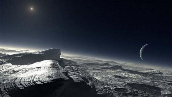 На Плутоне обнаружили океан сала