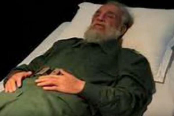 СМИ Острова свободы показали фото мертвого Фиделя Кастро