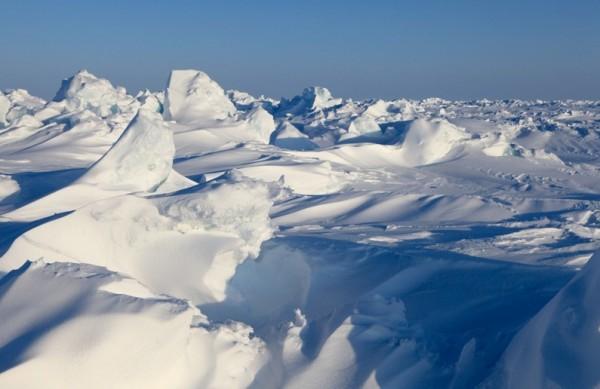Ученые назвали причины аномально высокой температуры на Северном полюсе