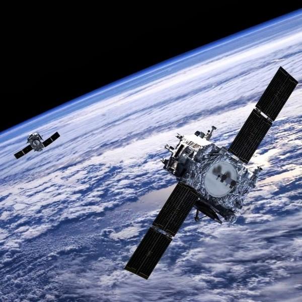 Россия занимает третье место по количеству спутников связи в космосе