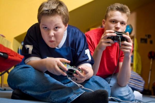 Ученые доказали, что видеоигры могут помочь детям в борьбе с ожирением