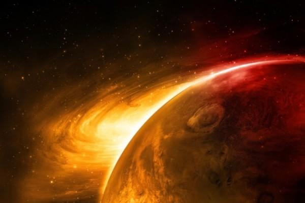 NASA: Первые люди на Марсе могут загрязнить планету