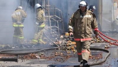 Беспилотник заснял на видео последствия взрыва в Иваново