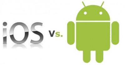За два года 10 миллионов пользователей поменяли Android на ioS