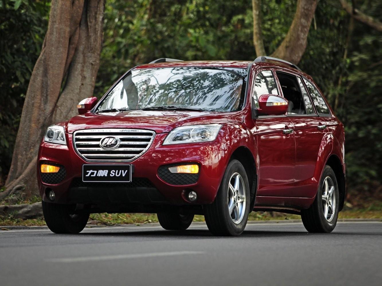 Автомобили «Лифан» заняли ТОП-3 среди китайских брендов