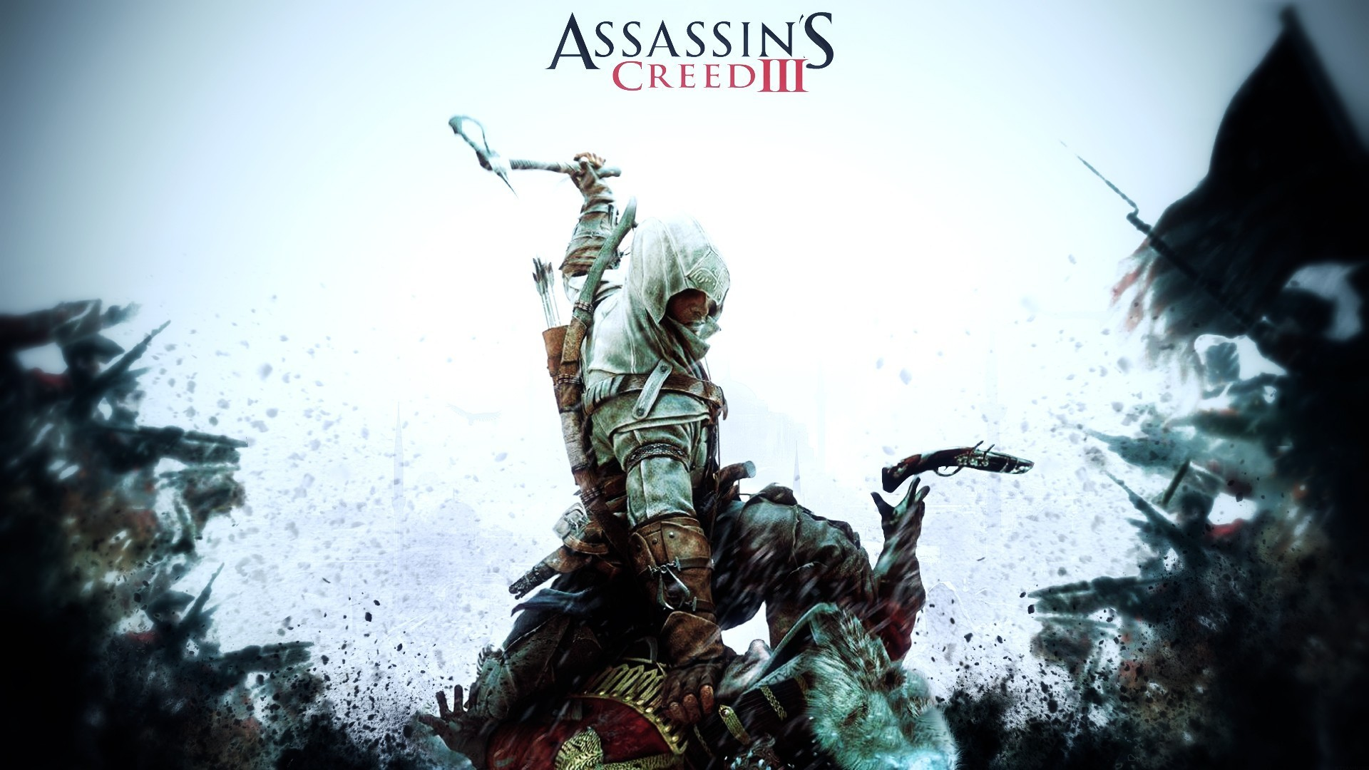 Assassin's Creed III будет бесплатным кначалу зимы
