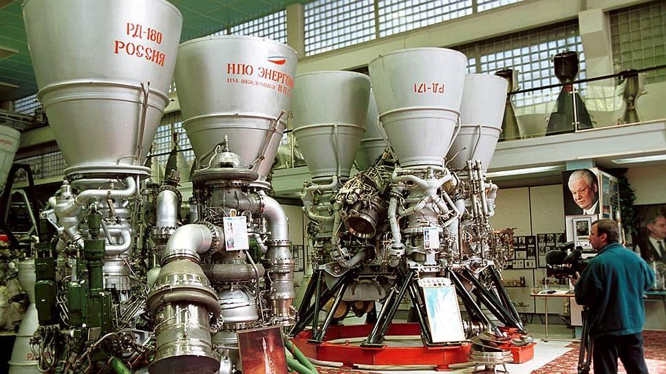 Российская Федерация в наступающем году поставит вСША 19 ракетных моторов