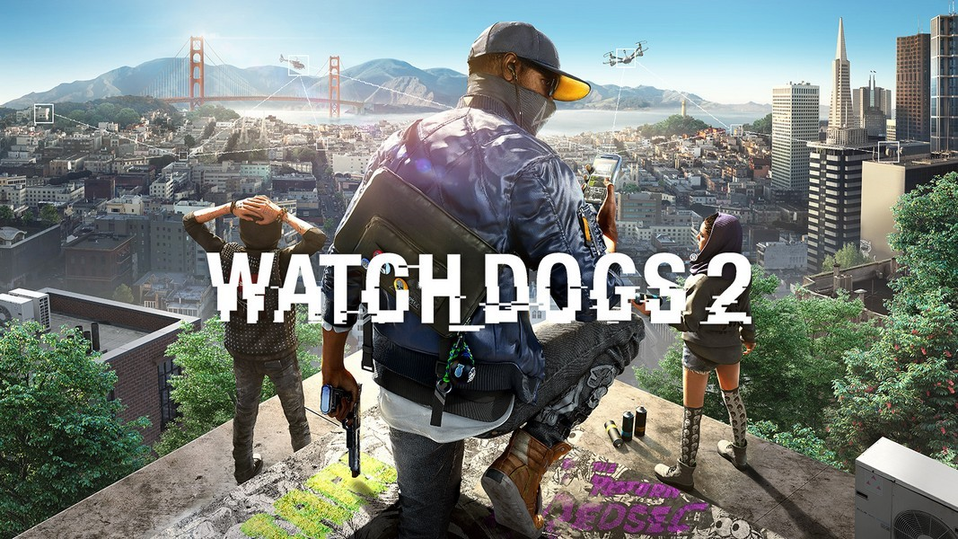 Русификатор watch dogs 2