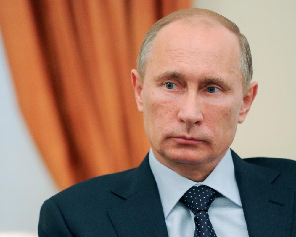 Путин: жители РФсплотились вокруг патриотических ценностей