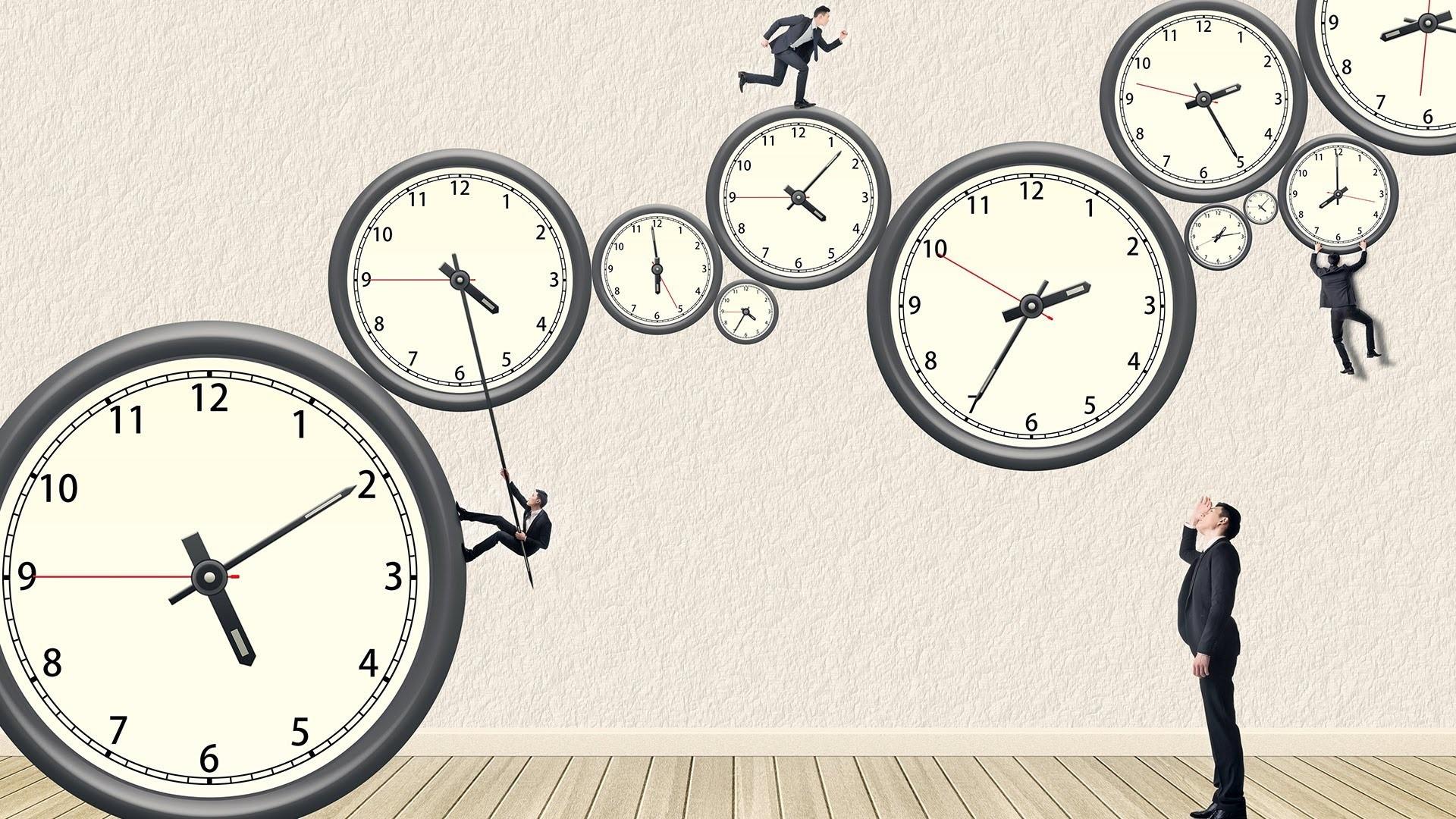 Неспособность высчитать  время формируется сдетства— Ученые