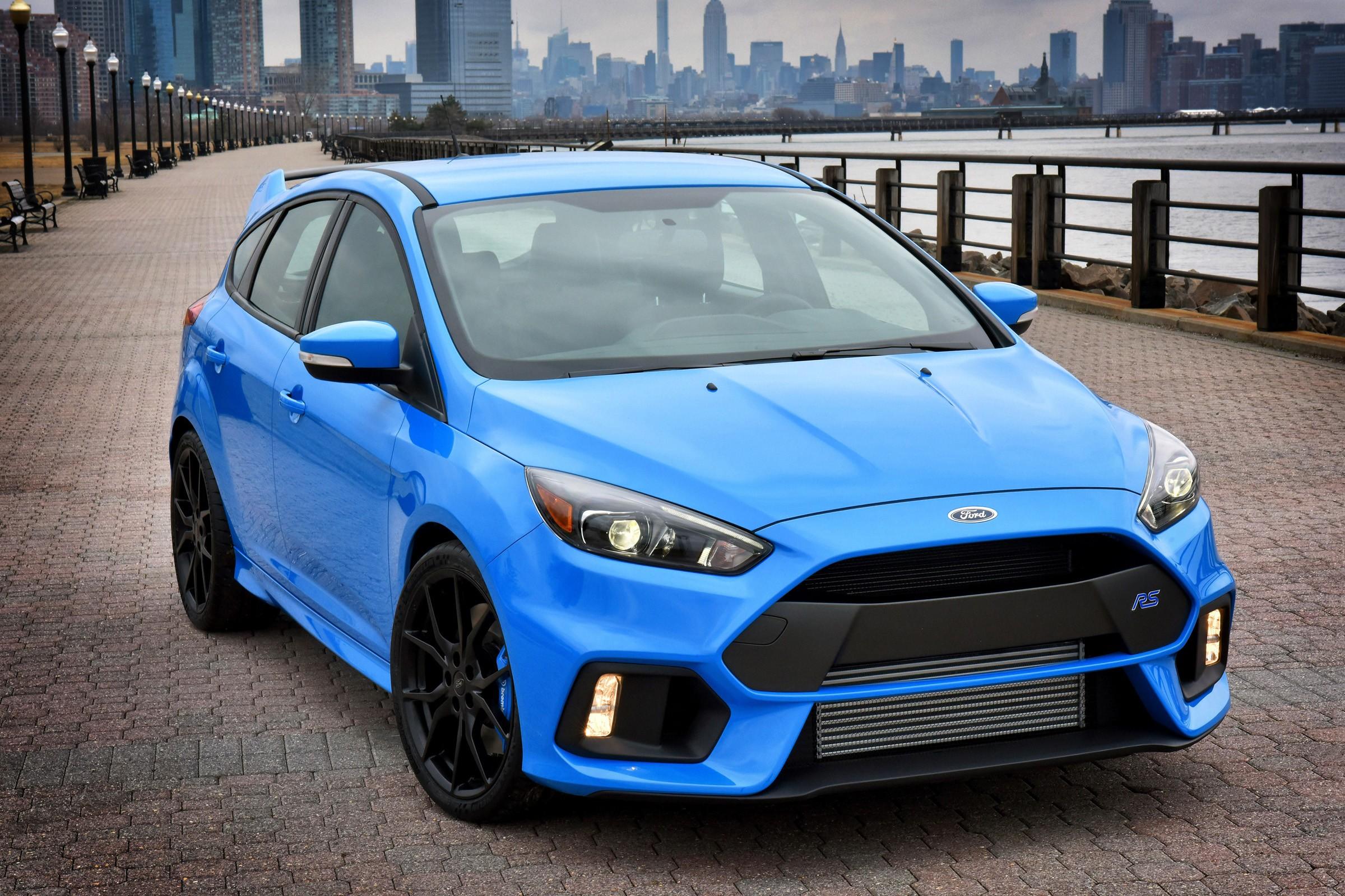 Новый Форд FocusRS получил самую высокую стоимость всегменте