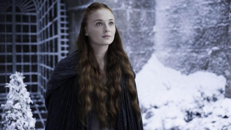 Софи Тернер поведала оновых угрозах для Сансы Старк из«Игры престолов»