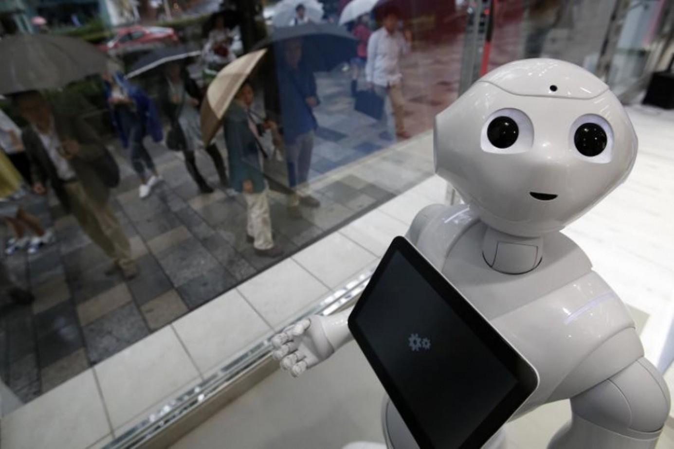 ВЯпонии пройдет 1-ый  вистории Всемирный саммит роботов