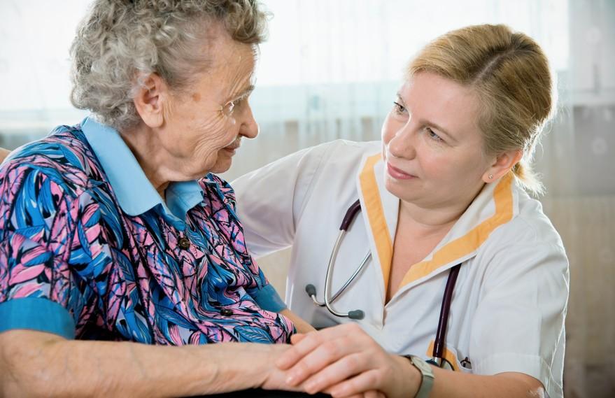 Мед. работники: Болезнь Паркинсона начинается в кишечном тракте