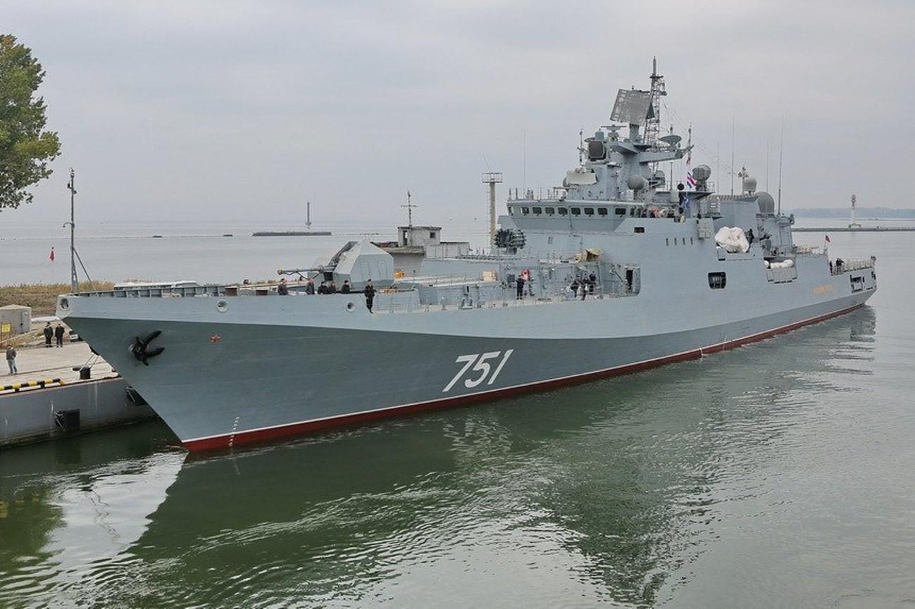 Военные раскрыли тайну трагедии нановейшем русском фрегате