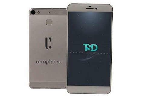 В столицеРФ представят 1-ый армянский смартфон