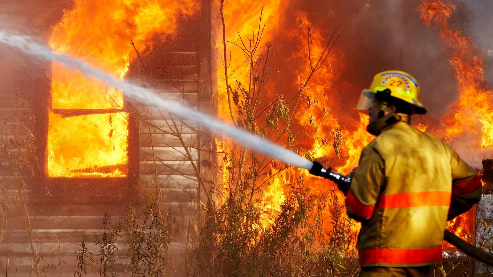 ВУпоровском районе при пожаре погибла семья изчетырех человек