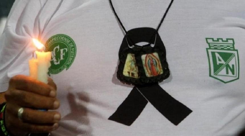 ВБразилии прошло прощание скомандой «Шапекоэнсе», погибшей вавиакатострофе