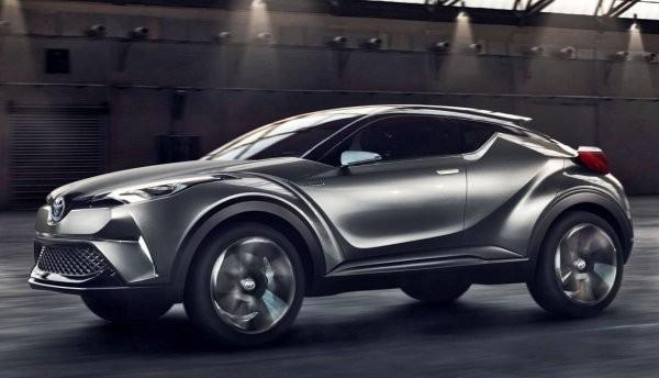 Вгосударстве Украина открыли предзаказы накроссовер Тойота CH-R