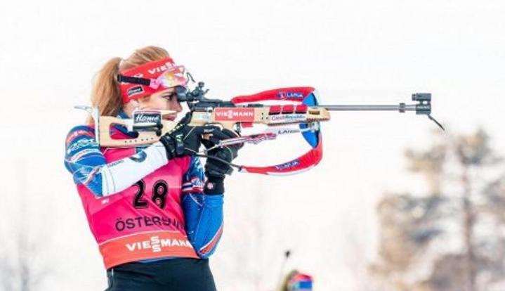 Габриэла Коукалова выиграла гонку преследования вЭстерсунде, лучшая избелорусок 10-я