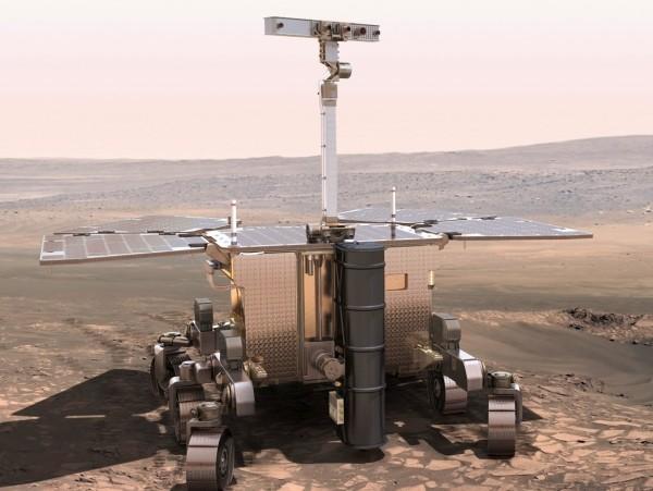 Жизнь наМарсе будут искать при помощи «селфи-палок»
