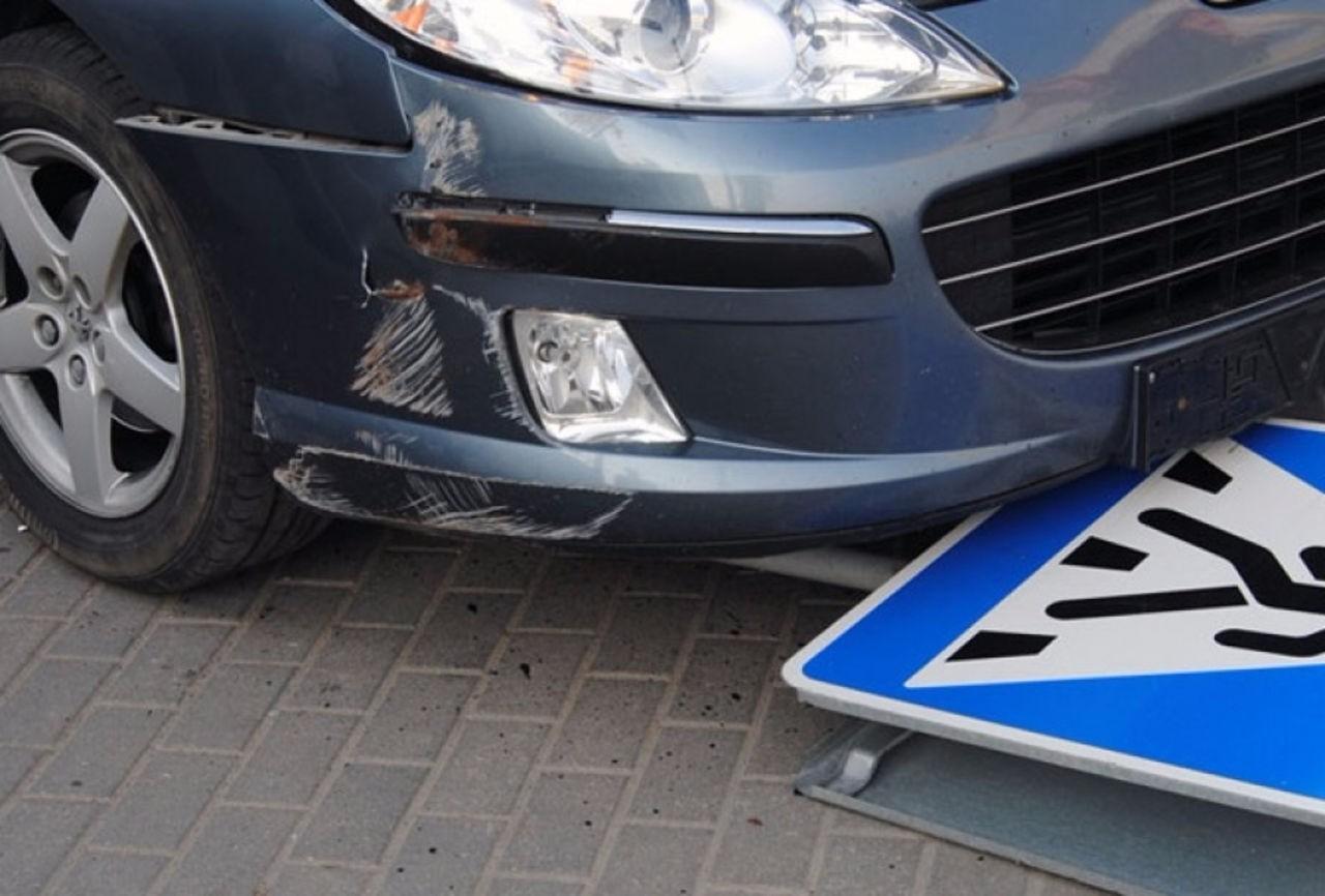 Жительница Кургана на«Ладе» врезалась вгруппу пешеходов