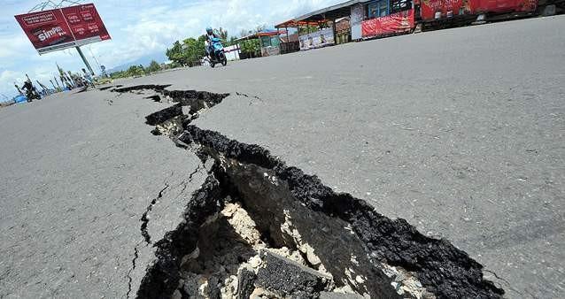 Все землетрясения запоследние 15 лет