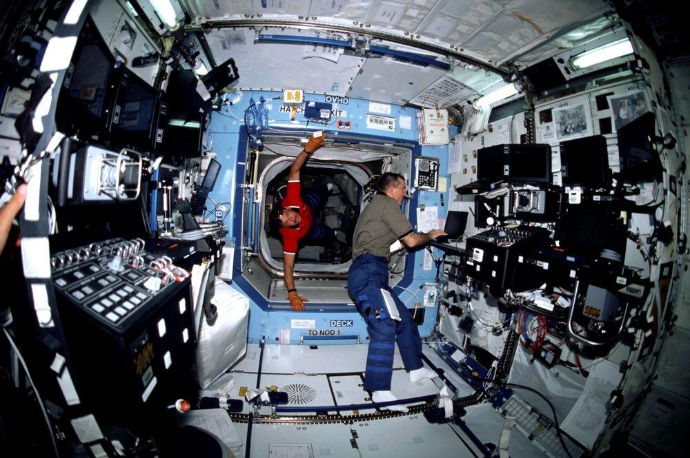 Экипаж МКС демонстрирует снижение иммунитета— Ученые