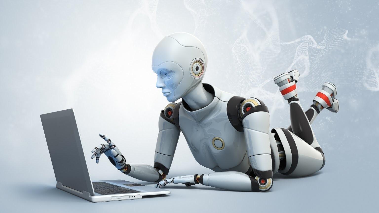 Роботов уравняют вправах слюдьми к 2056-ому году