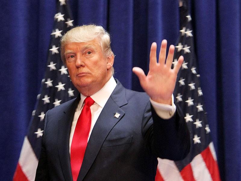Мэр Нью-Йорка просит уОбамы $35 млн наохрану Дональда Трампа