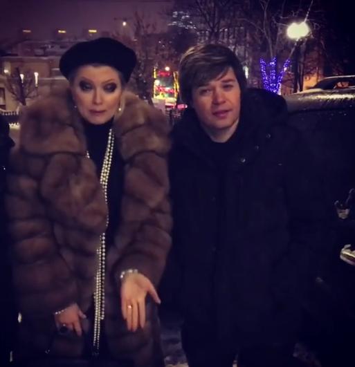 В столицеРФ неизвестные обокрали авто солиста группы «На-На» Жеребкина