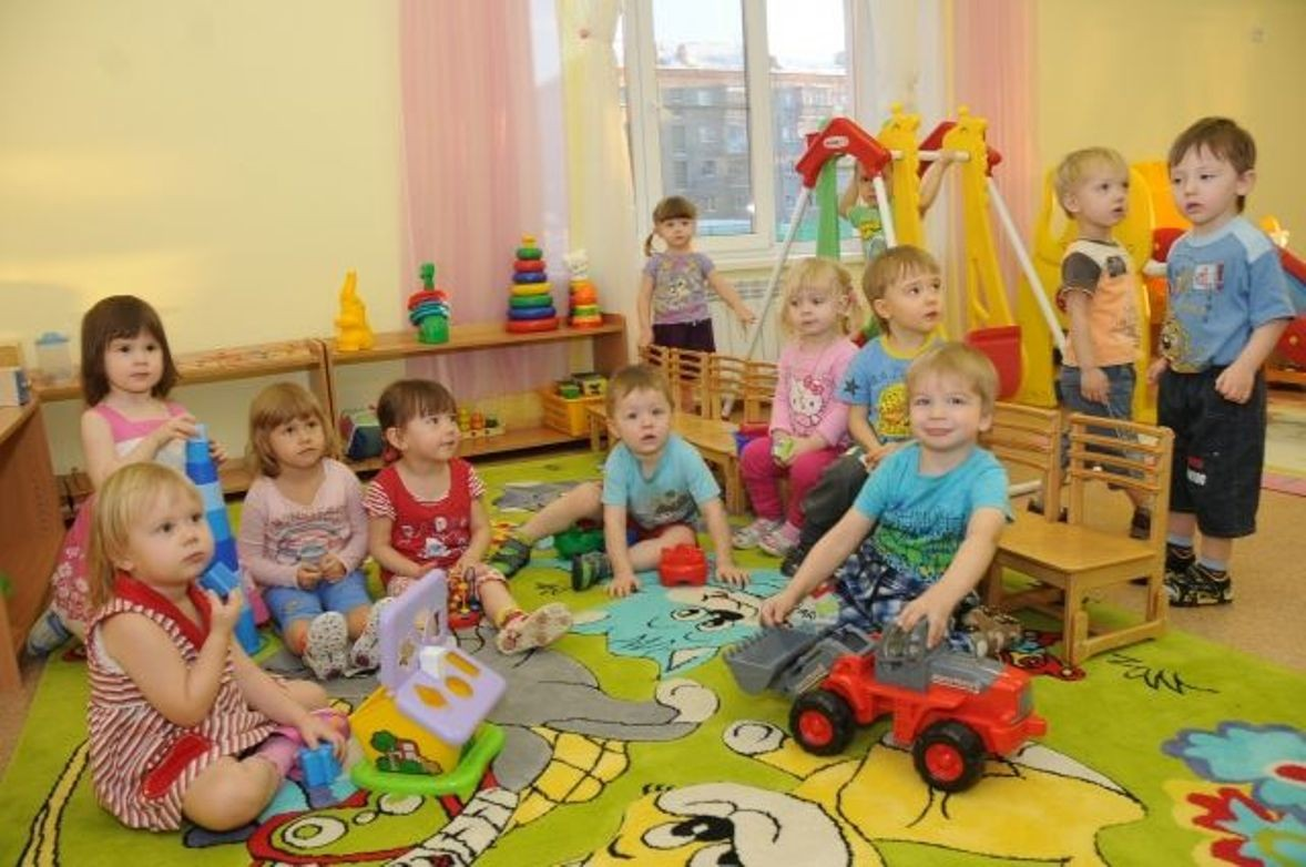 Вмэрии опровергли закрытие детского сада из-за кишечной палочки