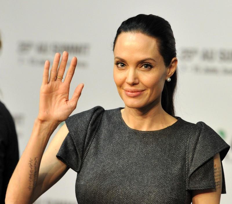 Анджелина Джоли вполне может стать новым генеральным секретарем ООН после развода