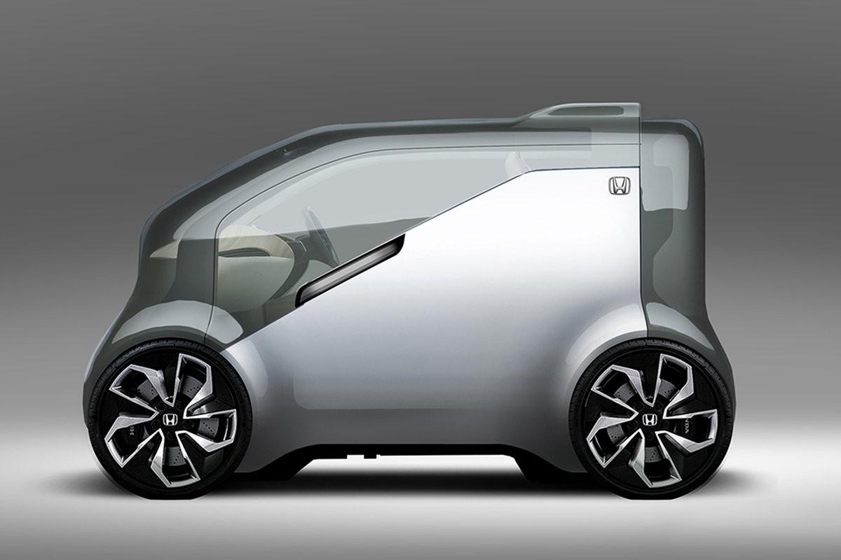 Хонда представит автомобиль будущего сискусственным интеллектом